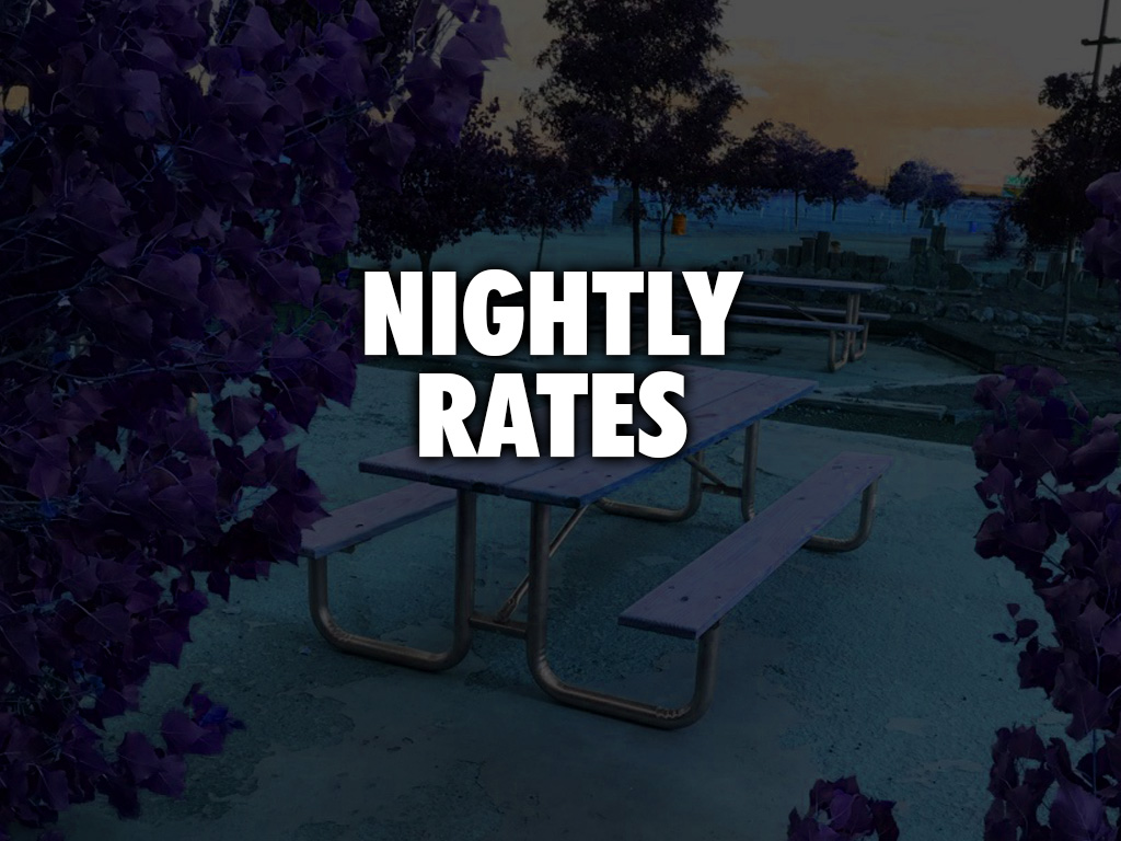 Nightly Rates