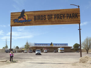 WELCOME TO ... RAPTOR RANCH!